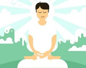 zen posture